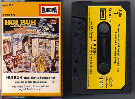 MC Europa Hui Buh Folge 05 und die große Spukschau