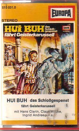 MC Europa Hui Buh Folge 06 fährt Geisterkarussell