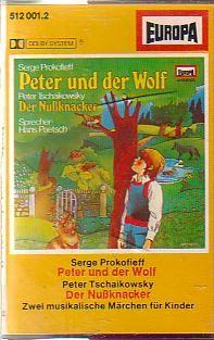 MC Europa Peter und der Wolf / Der Nußknacker
