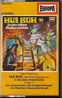 MC Europa Hui Buh Folge 11 in der alten Poltermühle