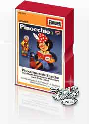 MC Europa ALT Pinocchio Folge 1 erste Streiche