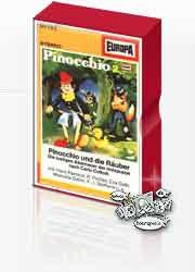 MC Europa ALT Pinocchio Folge 2 und die Räuber