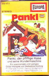 MC Europa Panki, der pfiffige Hase