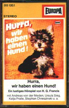 MC Europa Hurra, wir haben einen Hund !
