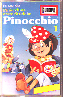 MC Europa Pinocchio 1 erste Streiche