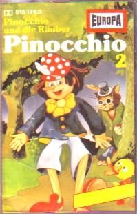 MC Europa Pinocchio 2 und die Räuber