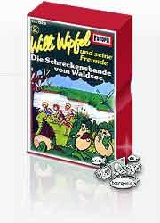 MC Europa Willi Wipfel 02 Die Schreckensbande vom Waldsee