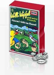 MC Europa Willi Wipfel 03 Alarm ! Gift im Kanal