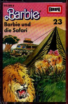 MC Europa Barbie Folge 23 Barbie und die Safari