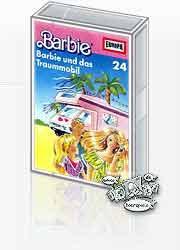 MC Europa Barbie Folge 24 Barbie und das Traummobil