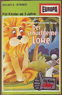 MC Europa der schüchterne Löwe