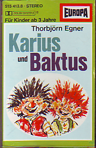 MC Europa Karius und Baktus
