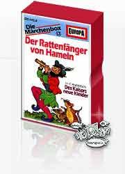 MC Europa Märchenbox 12 Der Rattenfänger von Hameln / Des Kaiser