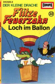 MC Europa Flitze Feuerzahn Folge 22 Loch im Ballon