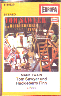 MC Europa Tom Sawyer und Huckleberry Finn 2