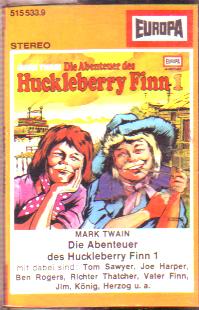 MC Europa Die Abenteuer des Huckleberry Finn 1