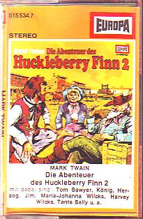 MC Europa Die Abenteuer des Huckleberry Finn 2