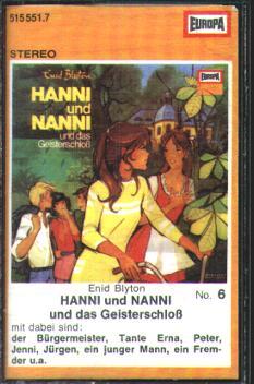 MC Europa Hanni + Nanni ALT 06 und das Geisterschloß
