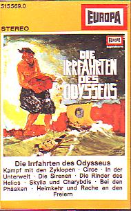 MC Europa Die Irrfahrten des Odysseus