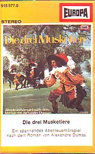 MC Europa Die drei Musketiere