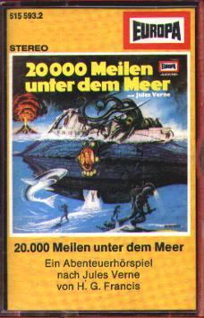 MC Europa 20.000 Meilen unter dem Meer