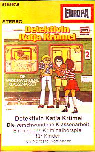MC Europa ALT Detektivin Katja Krümel