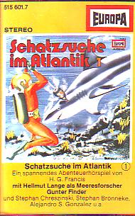 MC Europa Schatzsuche im Atlantik 1