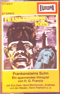 MC Europa Frankensteins Sohn