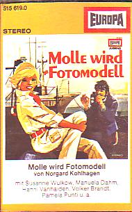 MC Europa ALT Molle wird Fotomodell