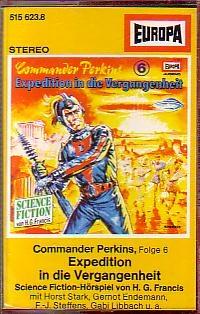 MC Europa Commnder Perkins Folge 6 gelb/gelb