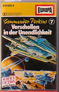 MC Europa Commander Perkins Folge 7 Verschollen in der Unendlich