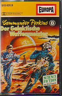 MC Europa Commander Perkins Folge 8 Der galaktische Waffenmeiste