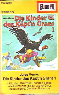 MC Europa Die Kinder des Käptn Grant 1