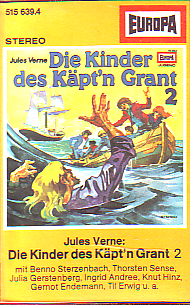MC Europa Die Kinder des Käptn Grant 2