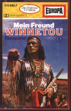 MC Europa Mein Freund Winnetou 1 Blutspuren