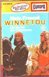 MC Europa Mein Freund Winnetou 6 Die Rache der Cheyennes
