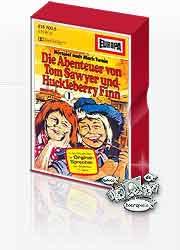 MC Europa Abenteuer von Tom Sawyer und Huckleberry Finn 1