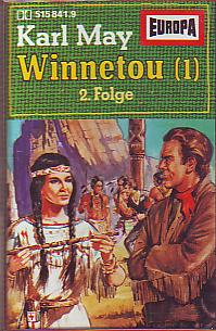 MC Europa Karl May Winnetou 1 Folge 2 GRÜN