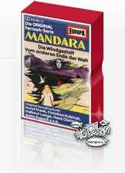 MC Europa Mandara 01 Die Windgestalt / Vom anderen Ende der Welt