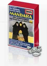 MC Europa Mandara 03 Die goldene Hand / Der Stein des großen Rat