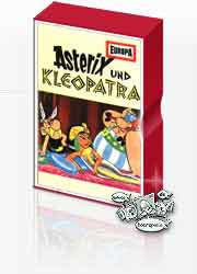 MC Europa Asterix Folge 02 und Kleopatra