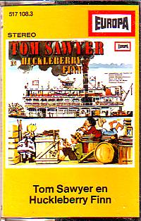 MC Europa Holland Tom Sawyer en Huckleberry Finn