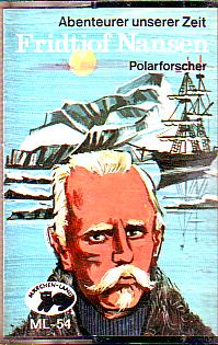 MC Märchenland 54 Fridtjof Nansen Polarforscher
