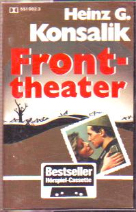 MC Europa Bestseller Konsalik Fronttheater