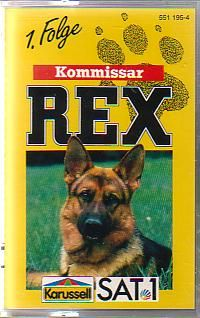 MC Karussell Kommissar Rex 1 Der erste Preis