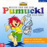 Meister Eder und sein Pumuckl - 23 - Pumuckl will eine Uhr haben