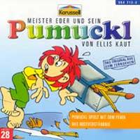 Meister Eder und sein Pumuckl - 28 - Pumuckl spielt m. d. Feuer