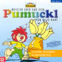 Meister Eder und sein Pumuckl - 32 - Das Gespenst im Gartenhaus