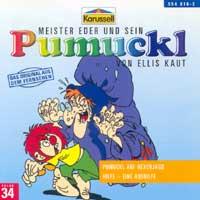 Meister Eder und sein Pumuckl - 34 - Pumuckl auf Hexenjagd