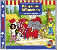 Benjamin Blümchen Folge 104 Die Zoo Olympiade